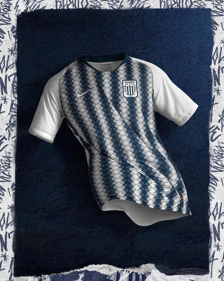 利马联盟2019赛季主场球衣 © kitstown.com 球衫堂