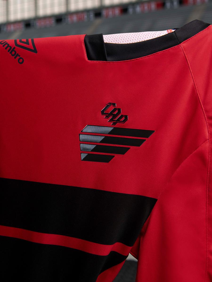 巴拉那人竞技俱乐部推出全新徽章及限量球衣 © kitstown.com 球衫堂