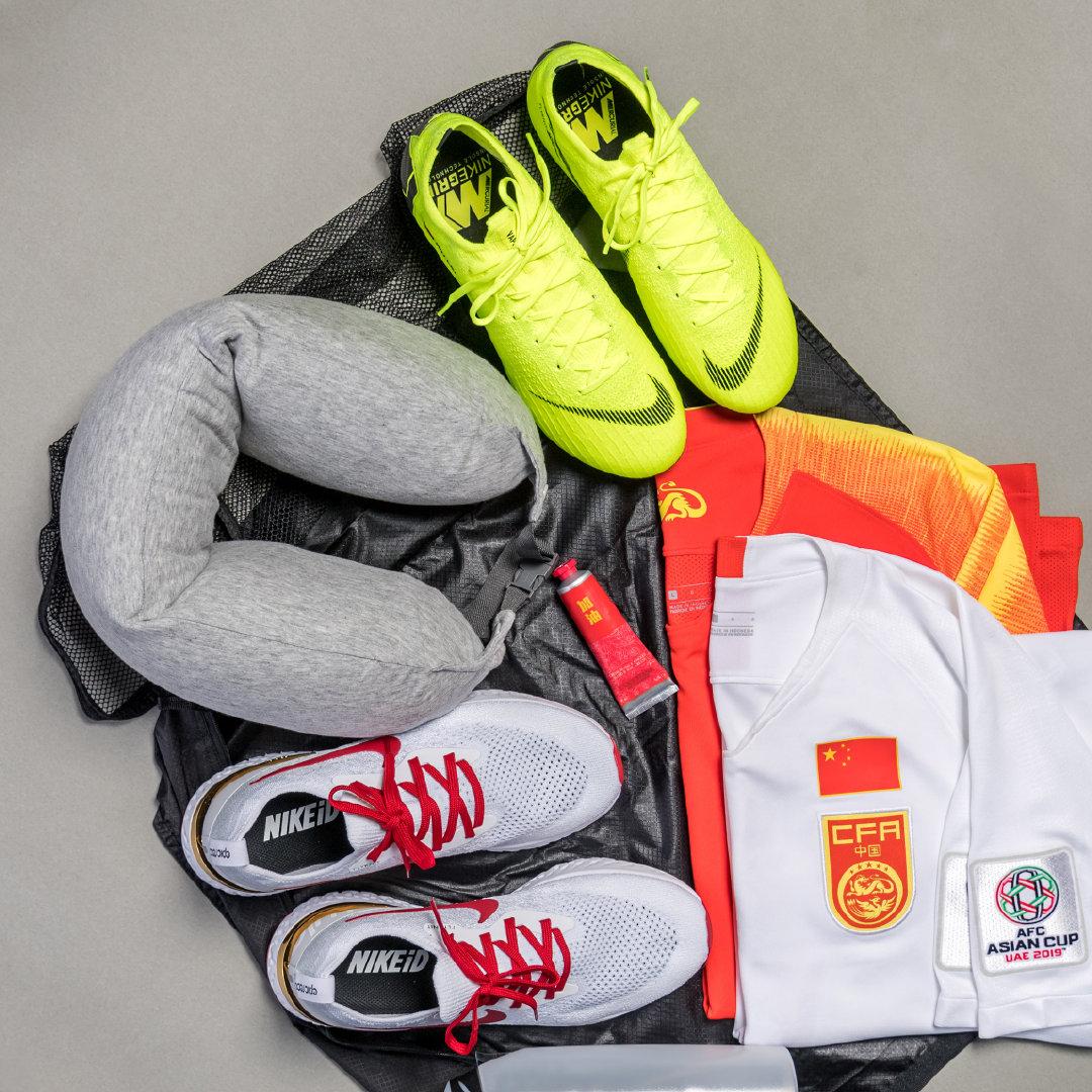 中国国家队2019赛季客场球衣 © 球衫堂 kitstown