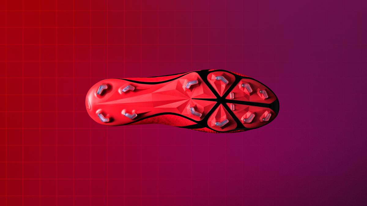 耐克发布全新PhantomVNM足球鞋 © 球衫堂 kitstown