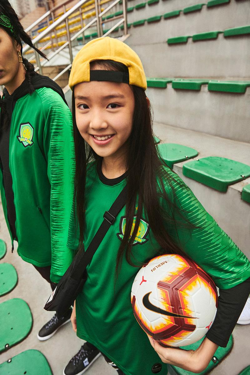 北京中赫国安2019赛季主场球衣 © 球衫堂 kitstown