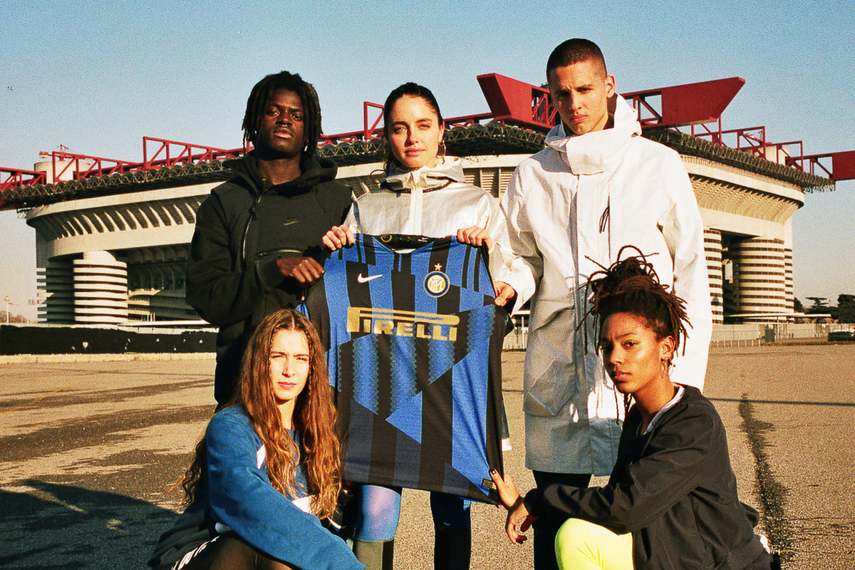 Nike × 国际米兰合作二十周年纪念球衣 © 球衫堂 kitstown