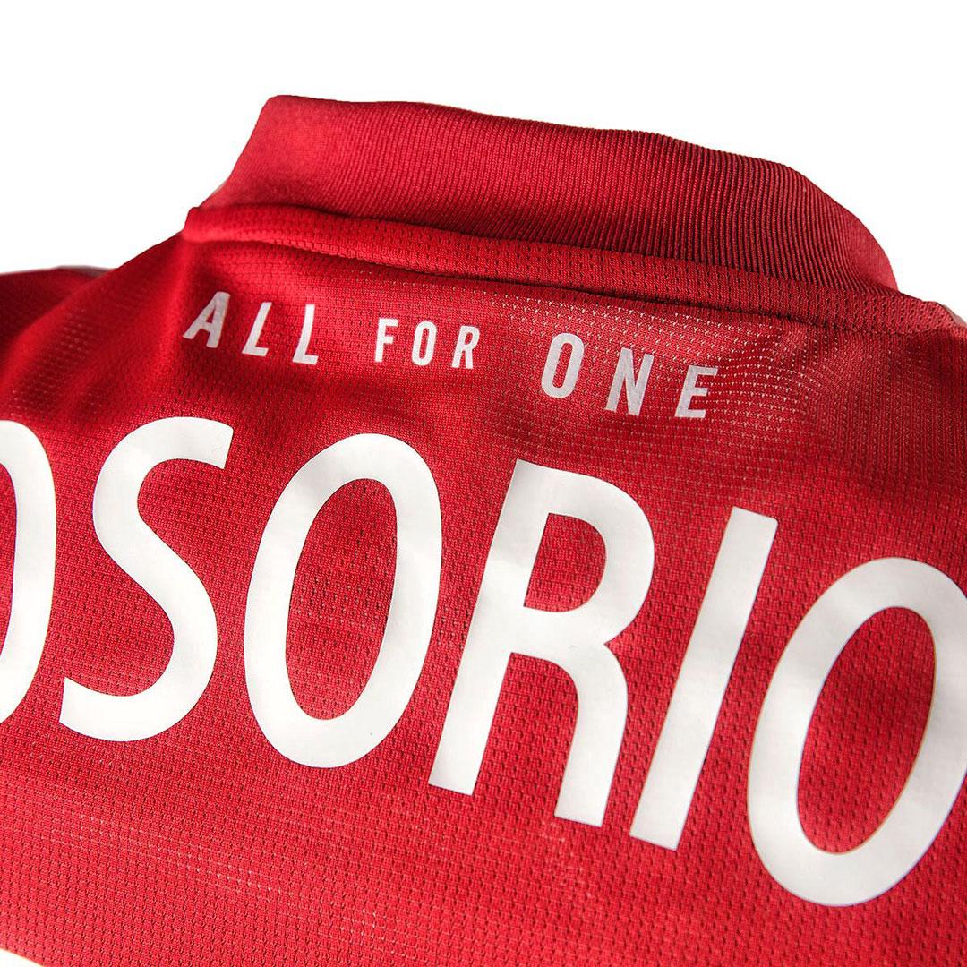 多伦多FC 2019-20赛季主场球衣 © 球衫堂 kitstown
