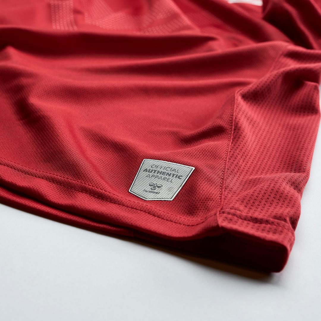 丹麦女足国家队2019世界杯主客场球衣 © 球衫堂 kitstown