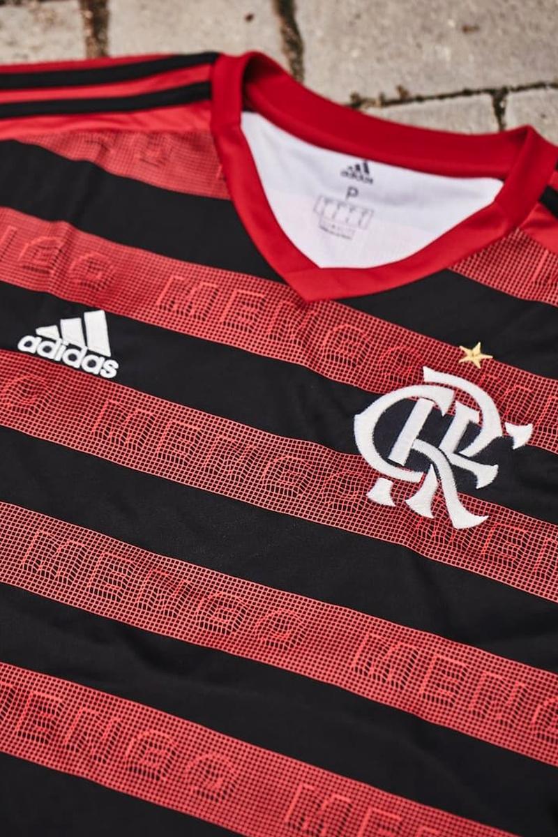 弗拉门戈2019-20赛季主场球衣 © 球衫堂 kitstown