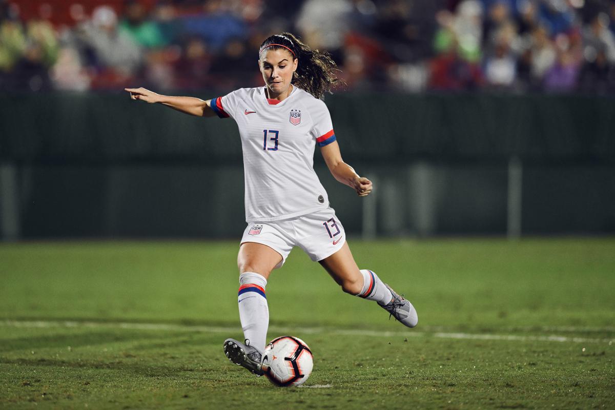 美国女足国家队2019世界杯主客场球衣 © 球衫堂 kitstown