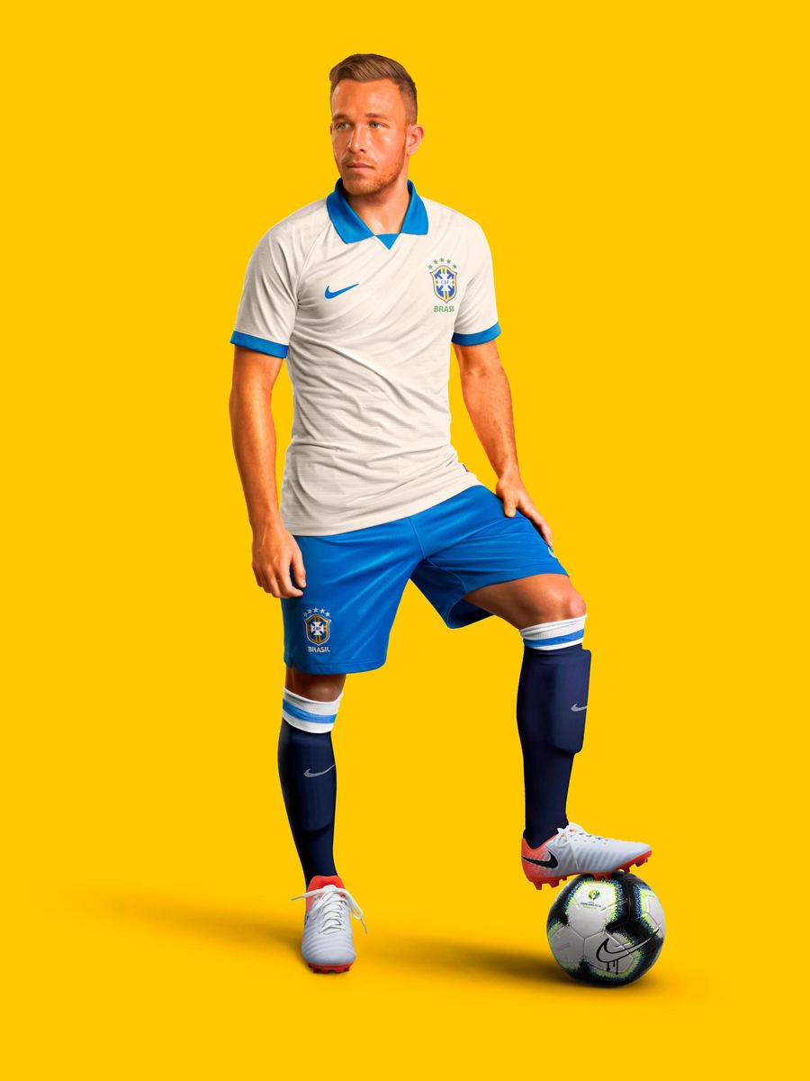 巴西国家队2019美洲杯主场及特别版球衣 © 球衫堂 kitstown