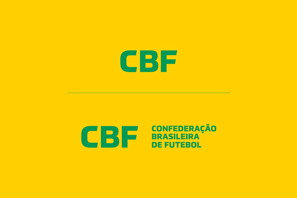 巴西足协推出全新品牌标识 © 球衫堂 kitstown