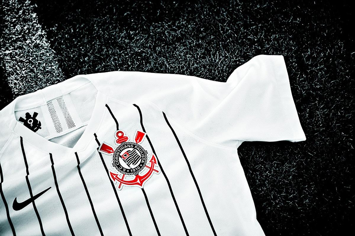 科林蒂安2019-20赛季主场球衣 © 球衫堂 kitstown