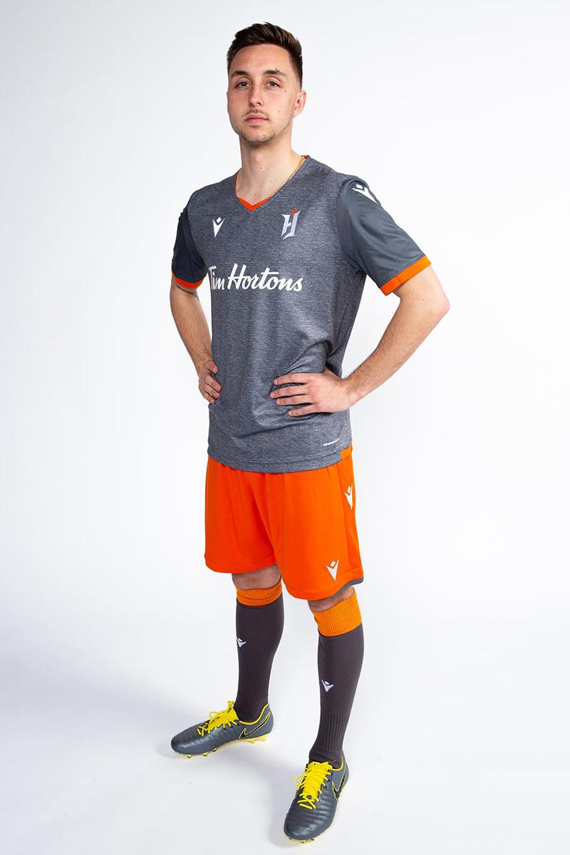 锻造(Forge FC)2019赛季主客场球衣 © 球衫堂 kitstown