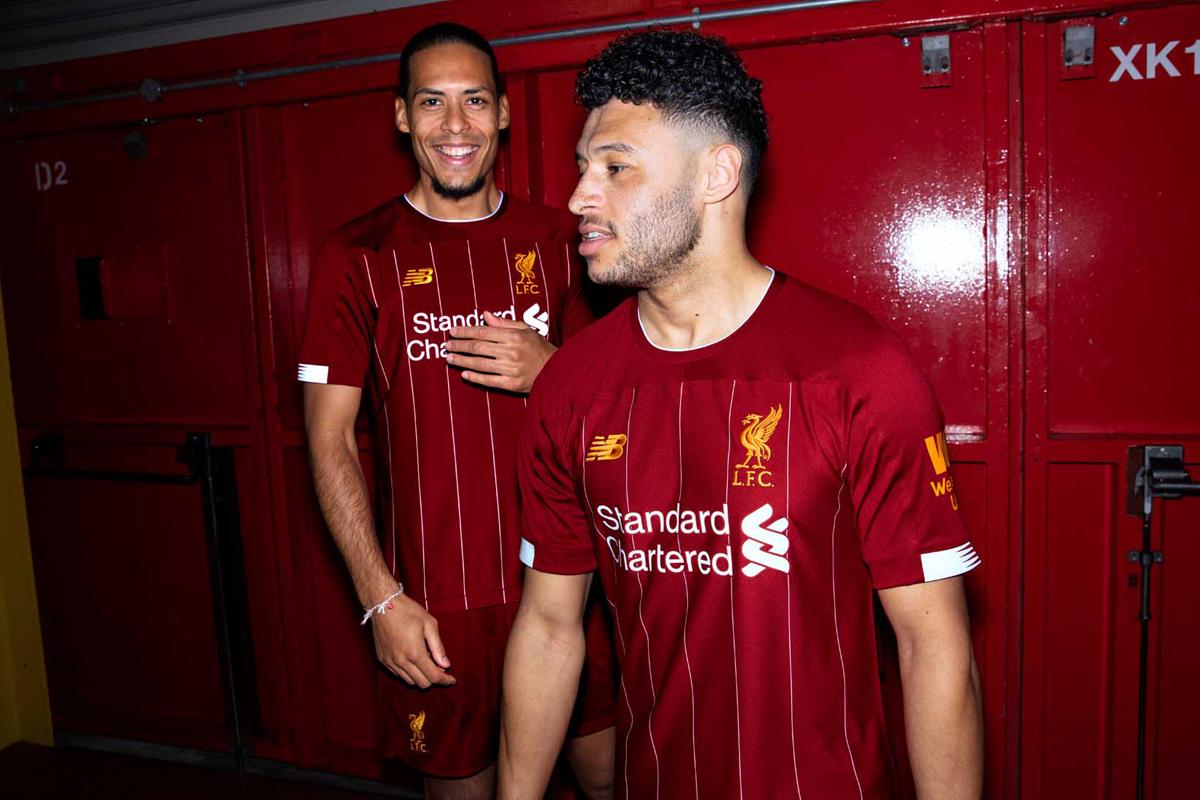 利物浦2019-20赛季主场球衣 © 球衫堂 kitstown