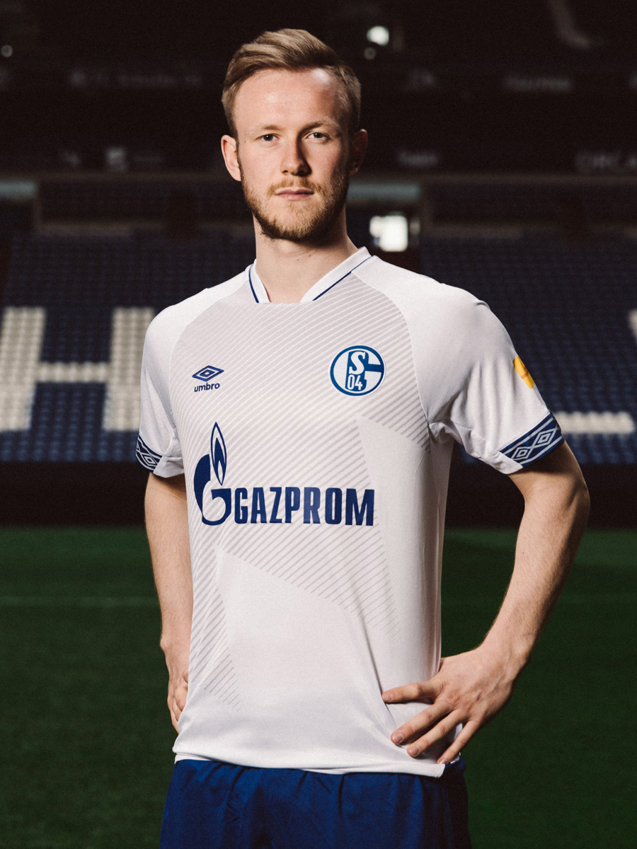 #Trikottausch(球衣交换) — 沙尔克04与纽伦堡特别版球衣 © 球衫堂 kitstown