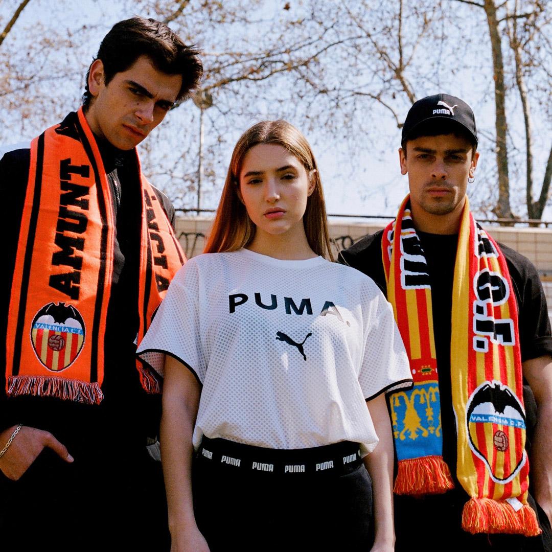PUMA与巴伦西亚俱乐部签订长期合作关系 © 球衫堂 kitstown