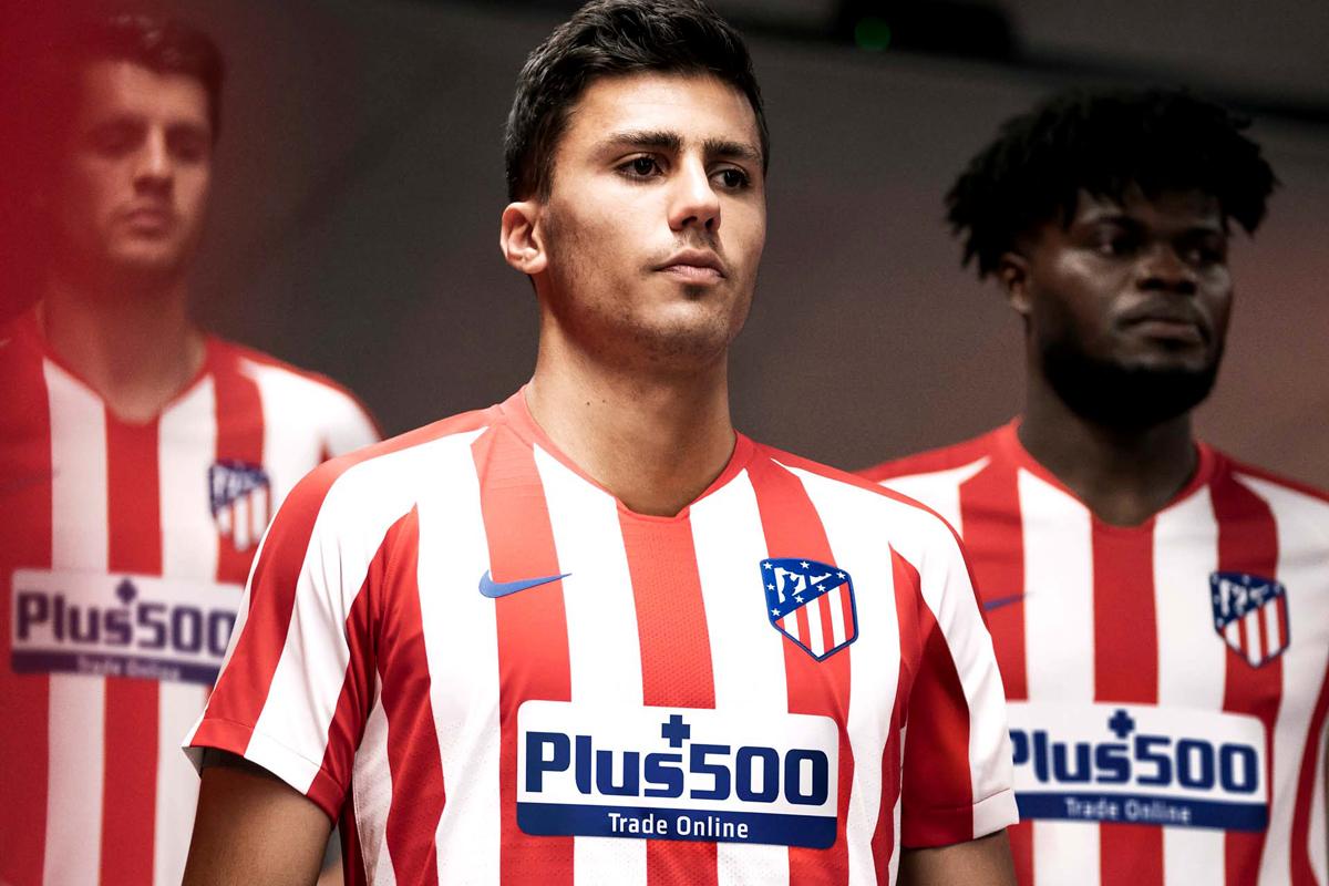 马德里竞技2019-20赛季主场球衣 © 球衫堂 kitstown