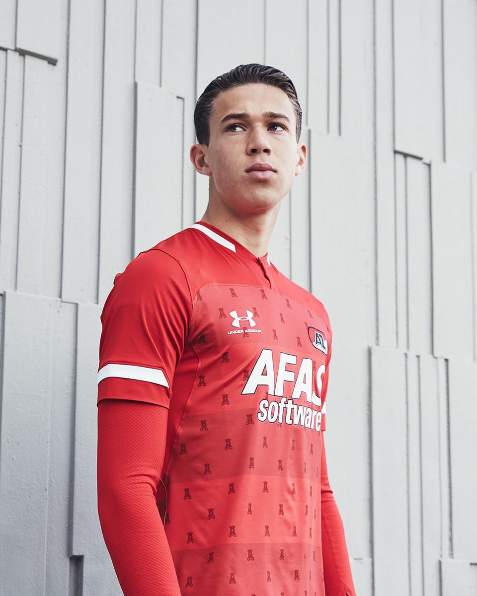 阿尔克马尔AZ 2019-20赛季主场球衣 © 球衫堂 kitstown