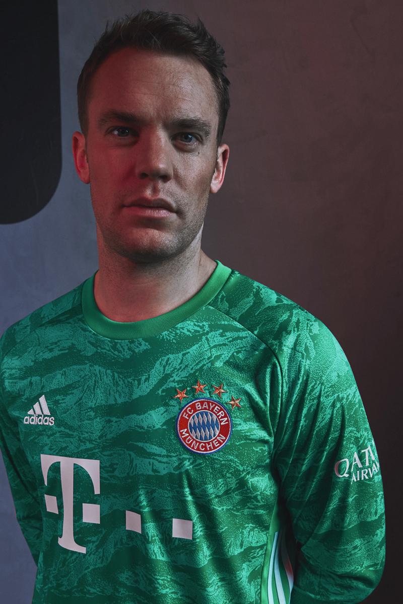 拜仁慕尼黑2019-20赛季主场球衣 © 球衫堂 kitstown