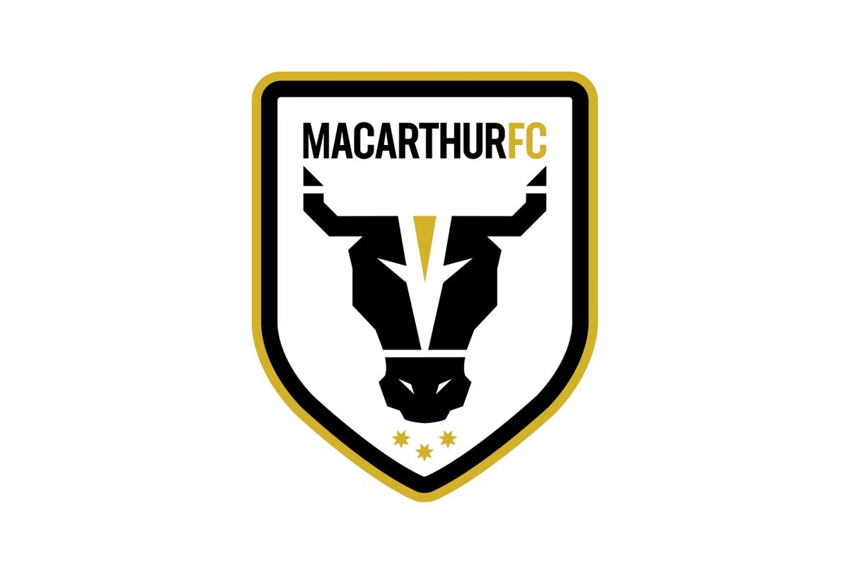 麦克阿瑟FC—A联赛新军公布官方名称及徽章 © 球衫堂 kitstown