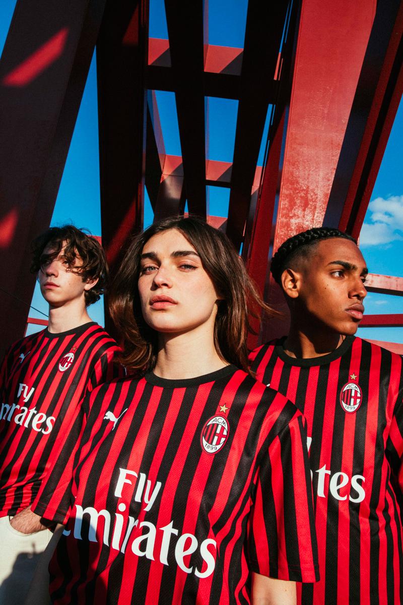 AC米兰2019-20赛季主场球衣 © 球衫堂 kitstown