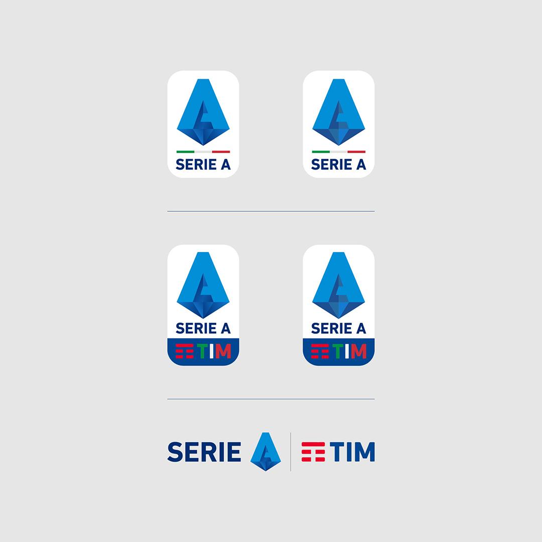 意甲联赛推出全新品牌标识 © 球衫堂 kitstown