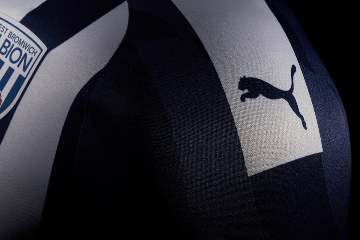 西布罗姆维奇2019-20赛季主场球衣 © 球衫堂 kitstown