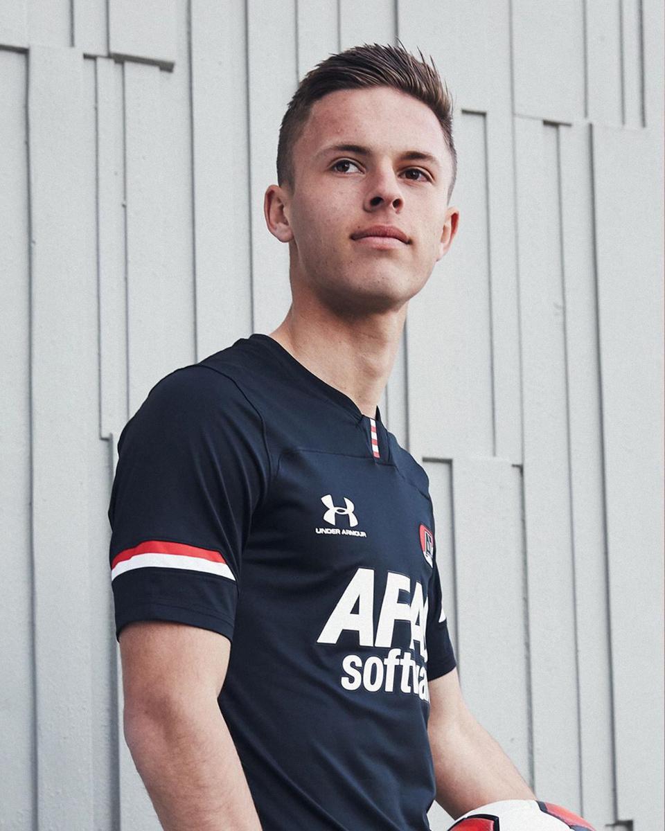 阿尔克马尔AZ 2019-20赛季客场球衣 © 球衫堂 kitstown