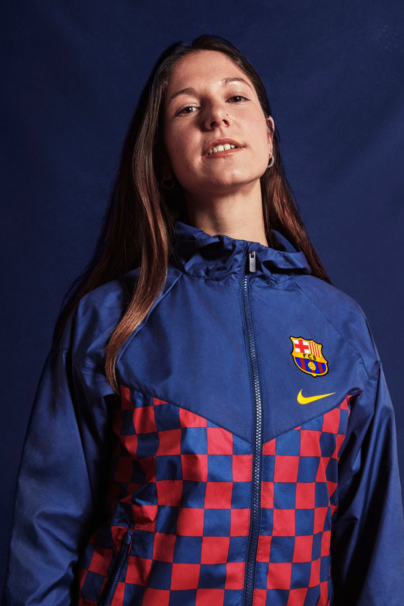 巴塞罗那2019-20赛季主场球衣 © 球衫堂 kitstown