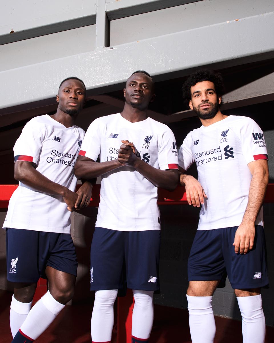 利物浦2019-20赛季客场球衣 © 球衫堂 kitstown