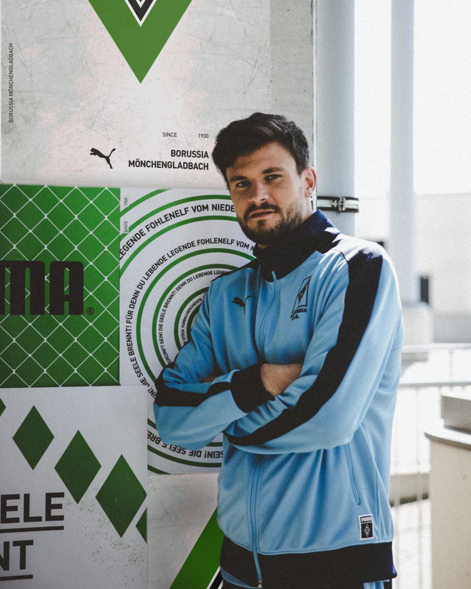 门兴格拉德巴赫2019-20赛季客场球衣 © 球衫堂 kitstown