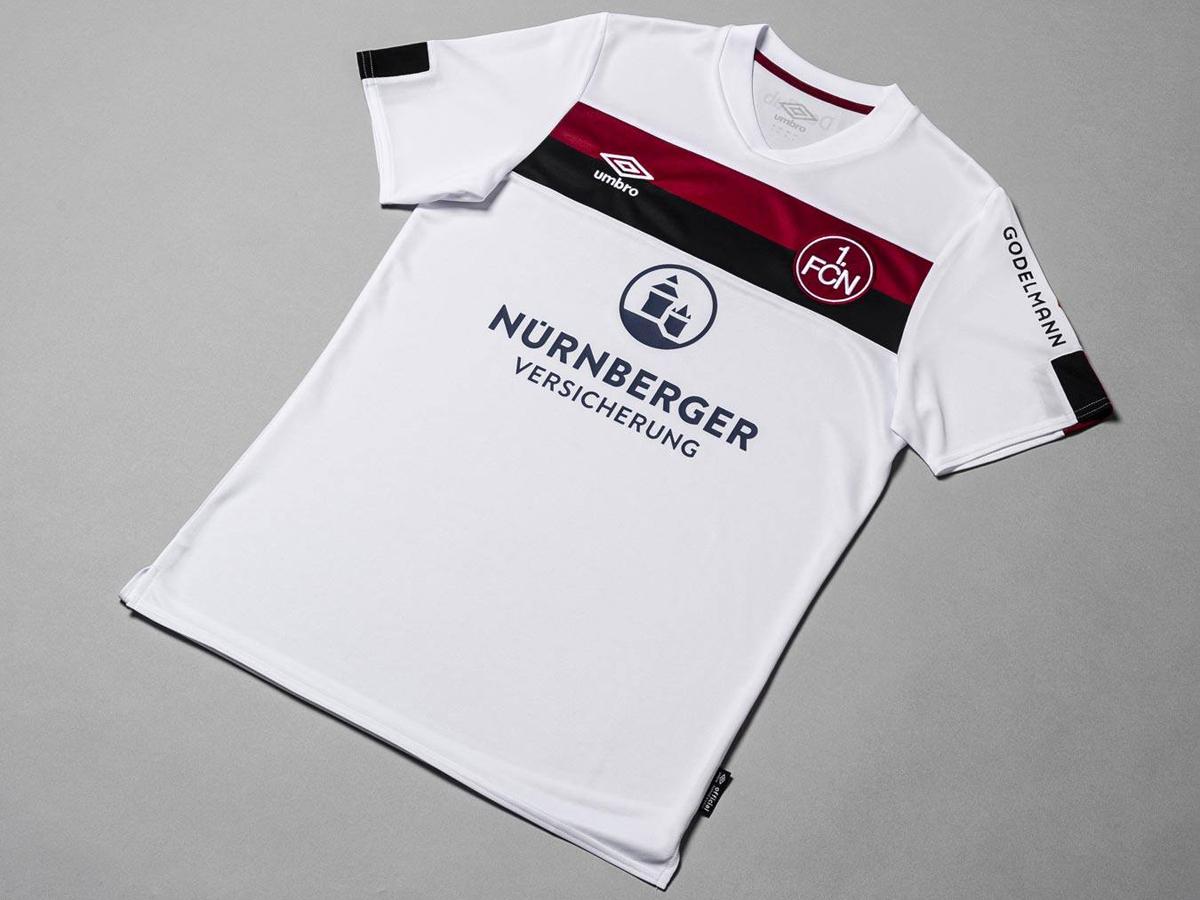 纽伦堡2019-20赛季客场球衣 © 球衫堂 kitstown