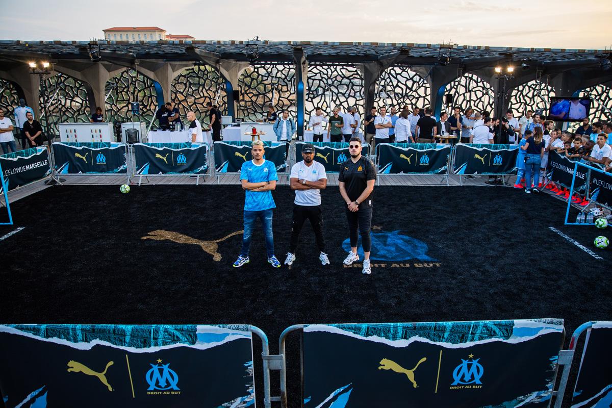 马赛2019-20赛季客场及第二客场球衣 © 球衫堂 kitstown