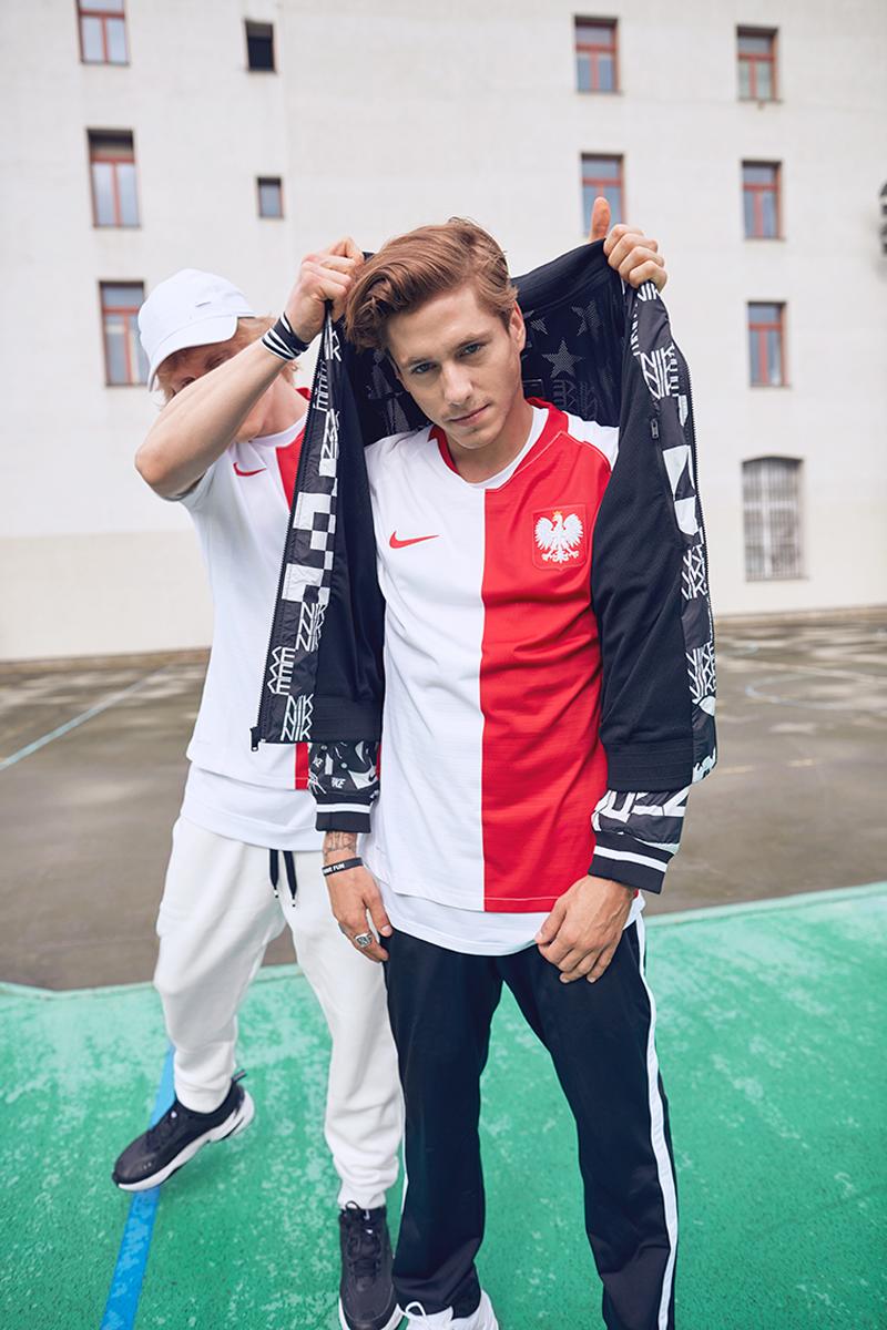 波兰国家队足协百年纪念球衣 © 球衫堂 kitstown