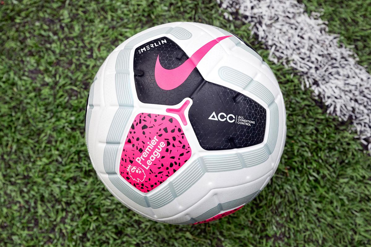 Nike Merlin — 2019-20赛季英超联赛官方比赛用球 © 球衫堂 kitstown