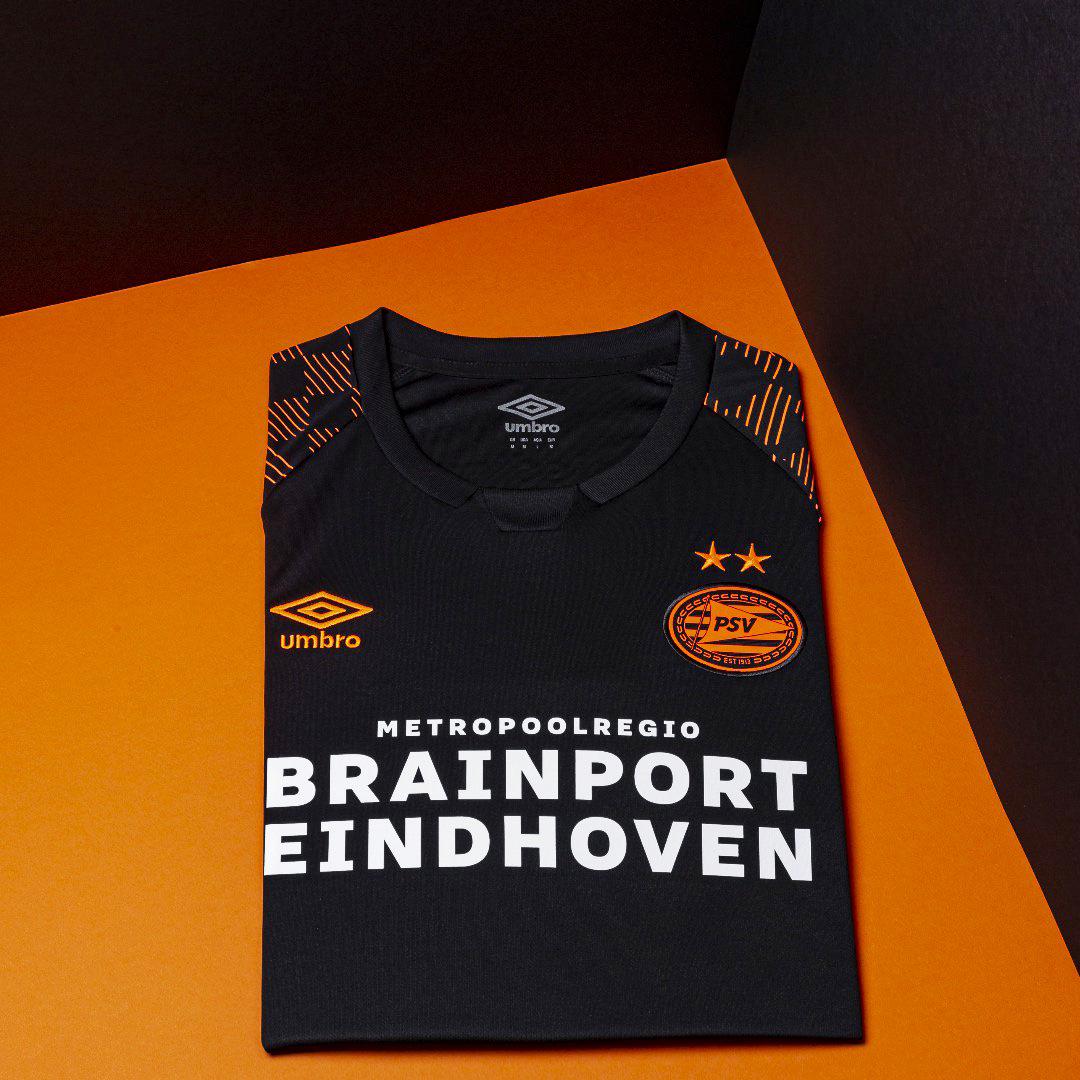 埃因霍温2019-20赛季客场球衣 © 球衫堂 kitstown