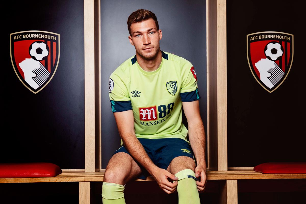 伯恩茅斯2019-20赛季第二客场球衣球衫堂 kitstown