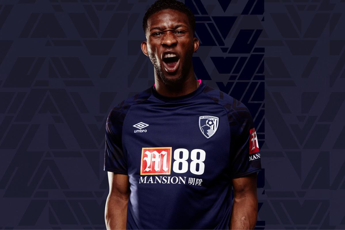 伯恩茅斯2019-20赛季客场球衣 © 球衫堂 kitstown