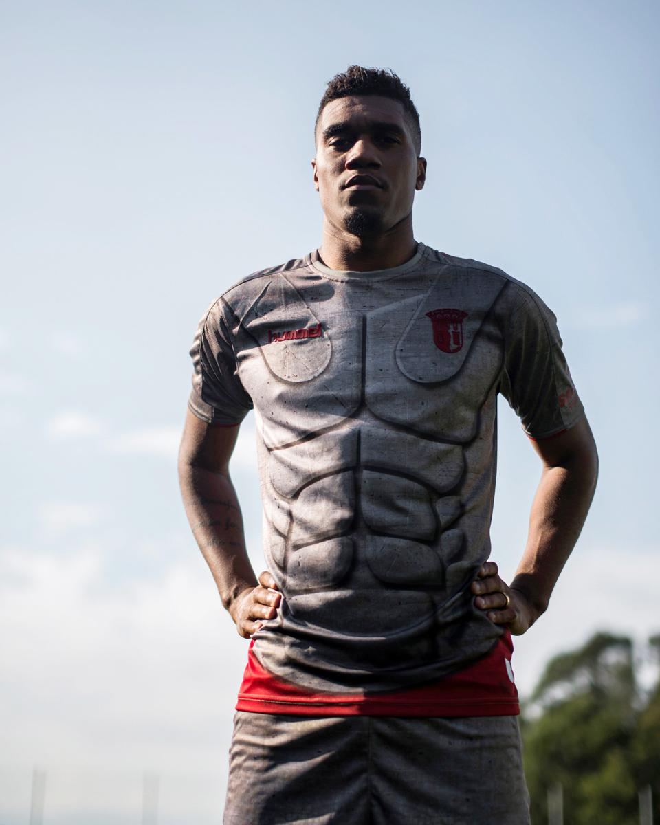 布拉加2019-20赛季主客场球衣 © 球衫堂 kitstown
