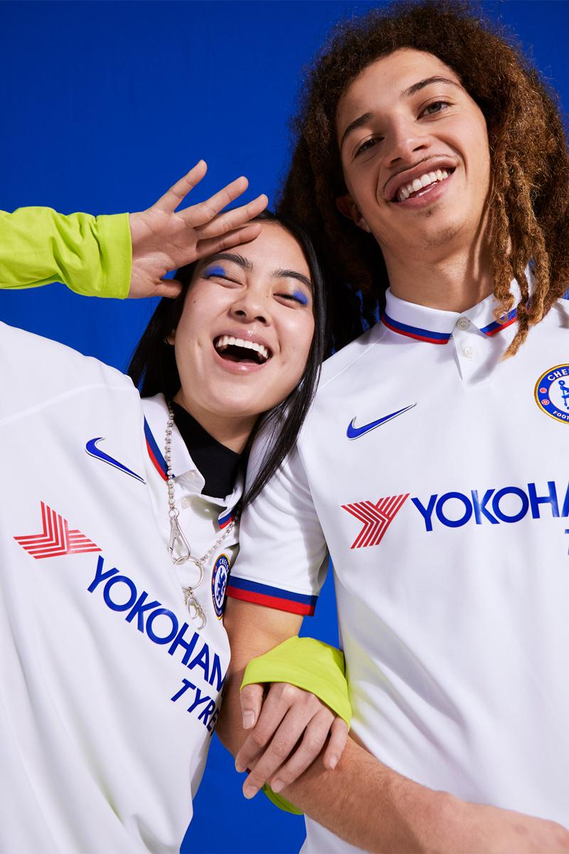 切尔西2019-20赛季客场球衣 © 球衫堂 kitstown