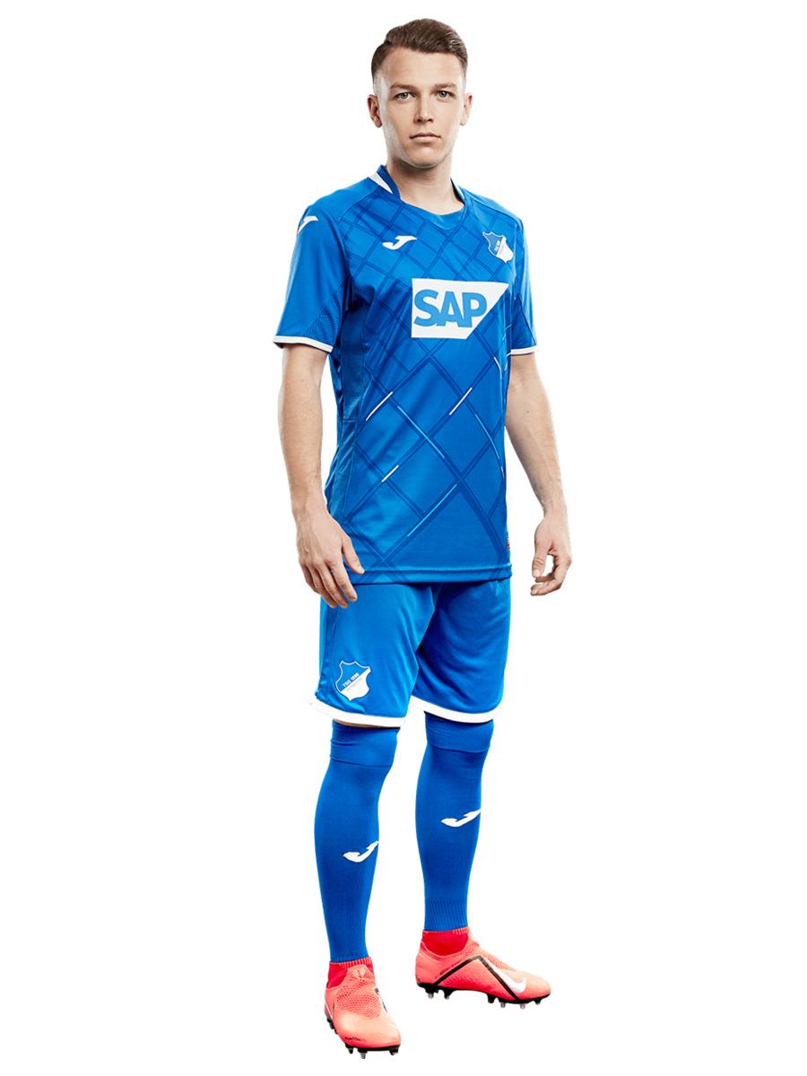 霍芬海姆2019-20赛季主客场球衣 © 球衫堂 kitstown
