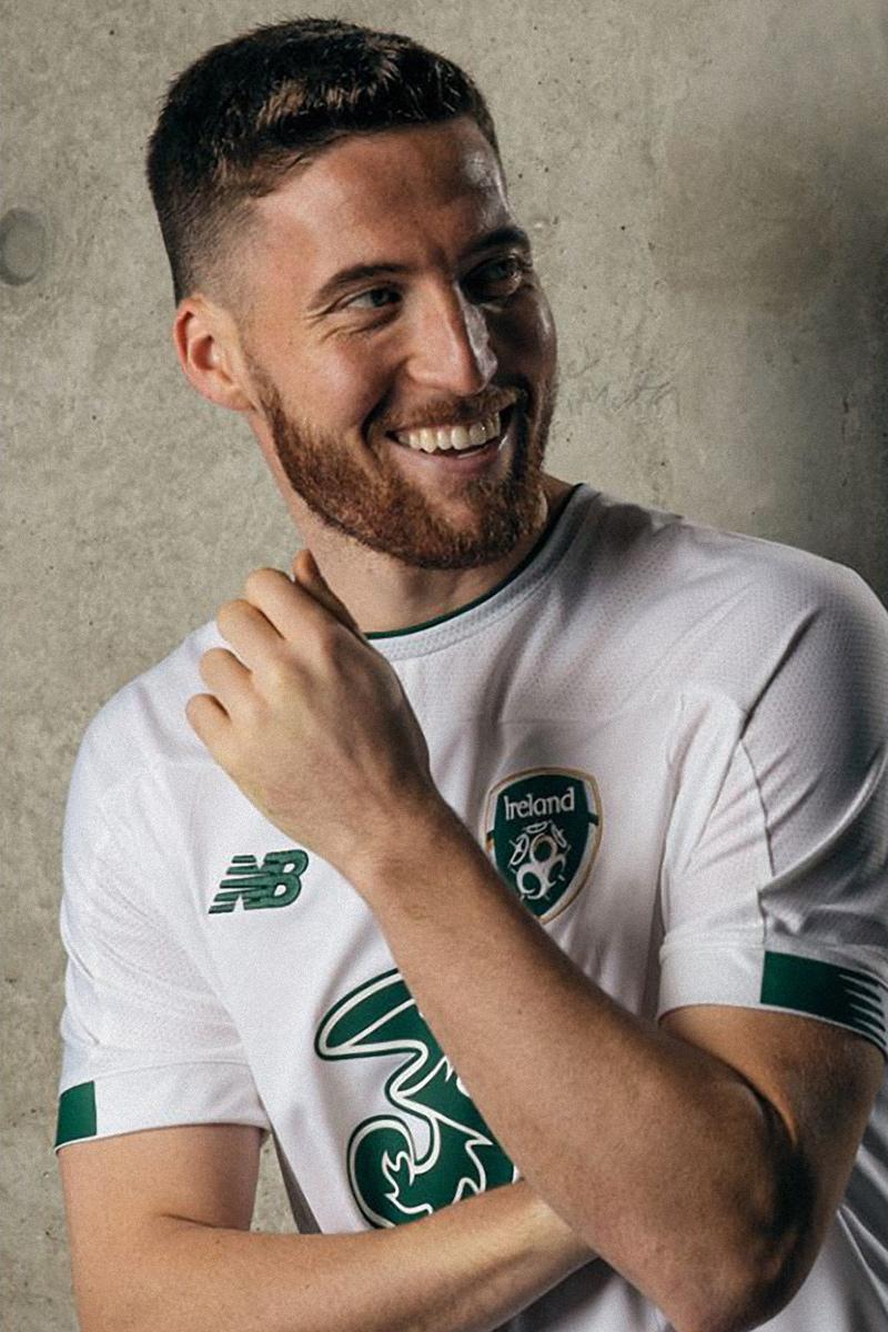 爱尔兰国家队2019-20赛季客场球衣 © 球衫堂 kitstown