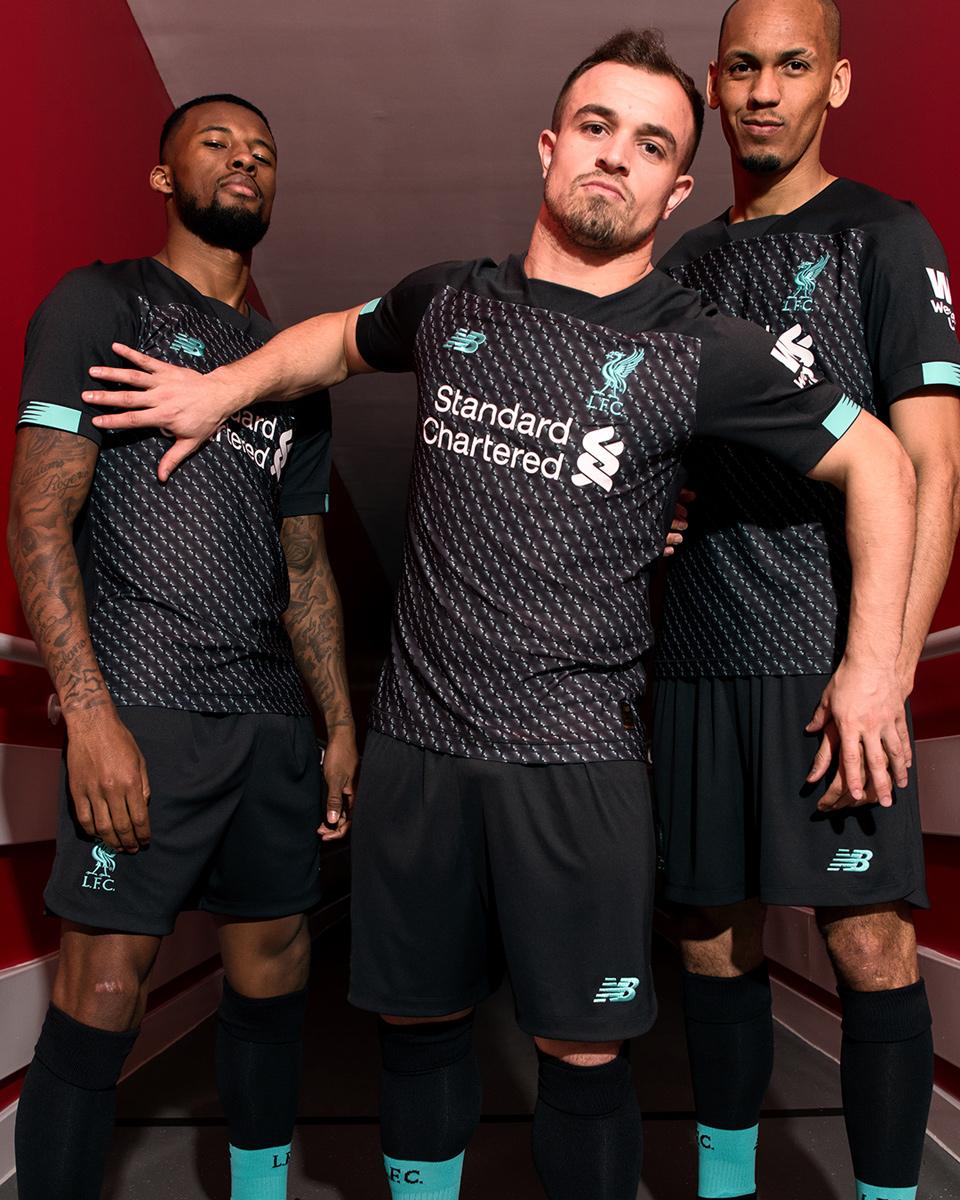 利物浦2019-20赛季第二客场球衣 © 球衫堂 kitstown