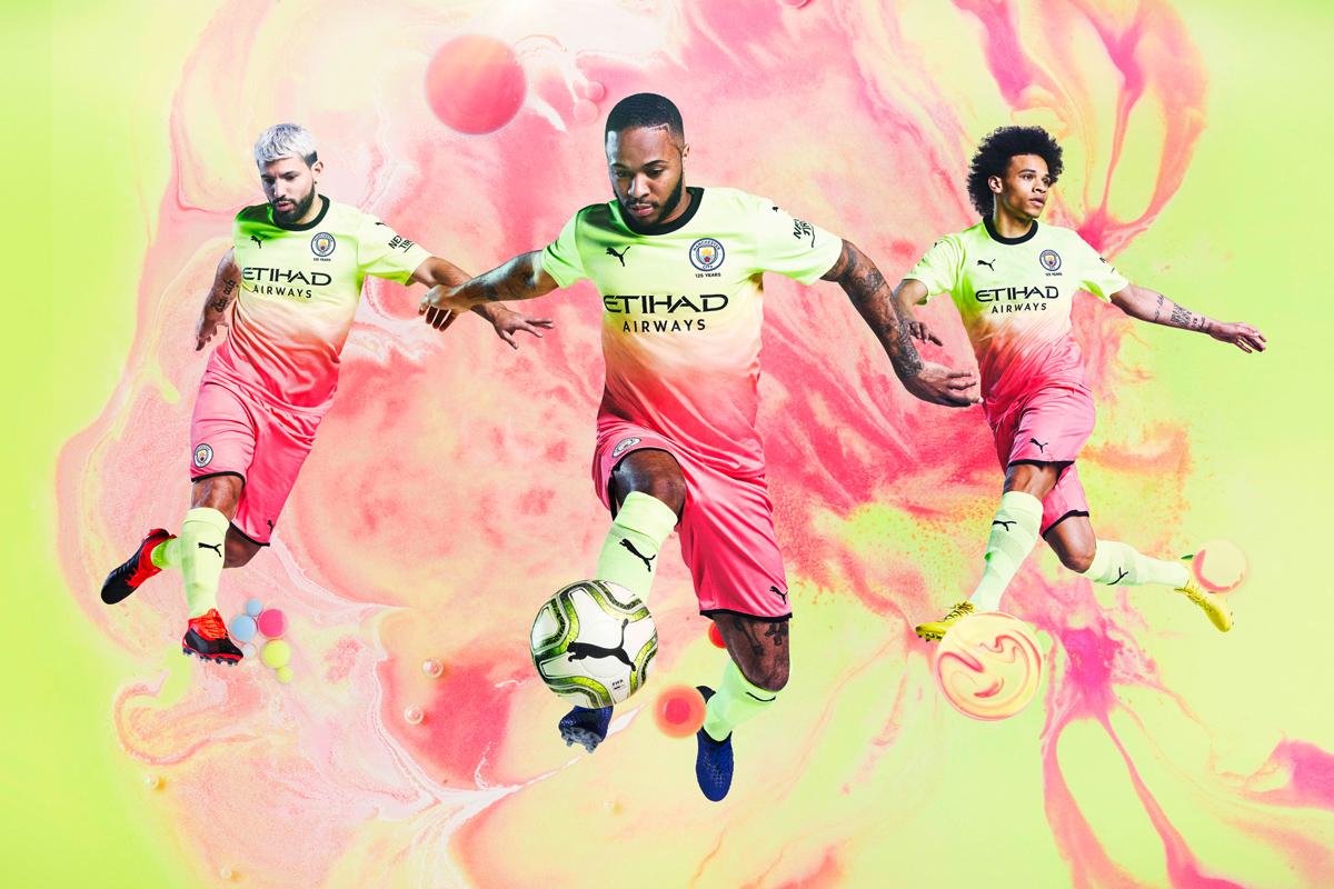 曼彻斯特城2019-20赛季第二客场球衣 © 球衫堂 kitstown