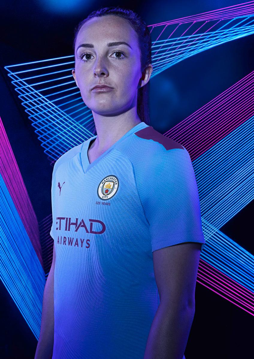 曼彻斯特城2019-20赛季主客场球衣 © 球衫堂 kitstown