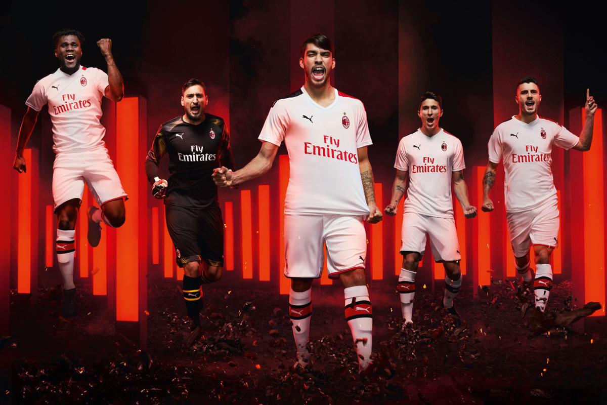 AC米兰2019-20赛季客场球衣 © 球衫堂 kitstown