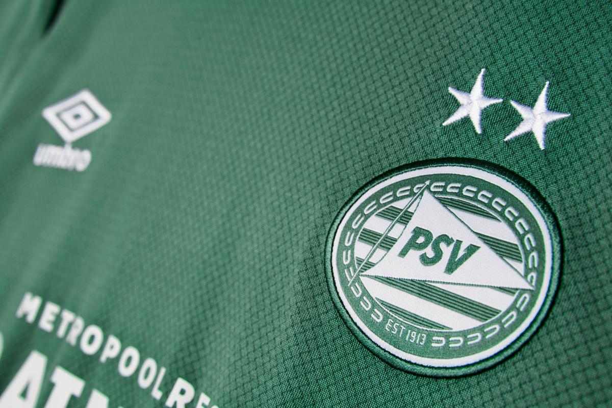 埃因霍温2019-20赛季第二客场球衣 © 球衫堂 kitstown