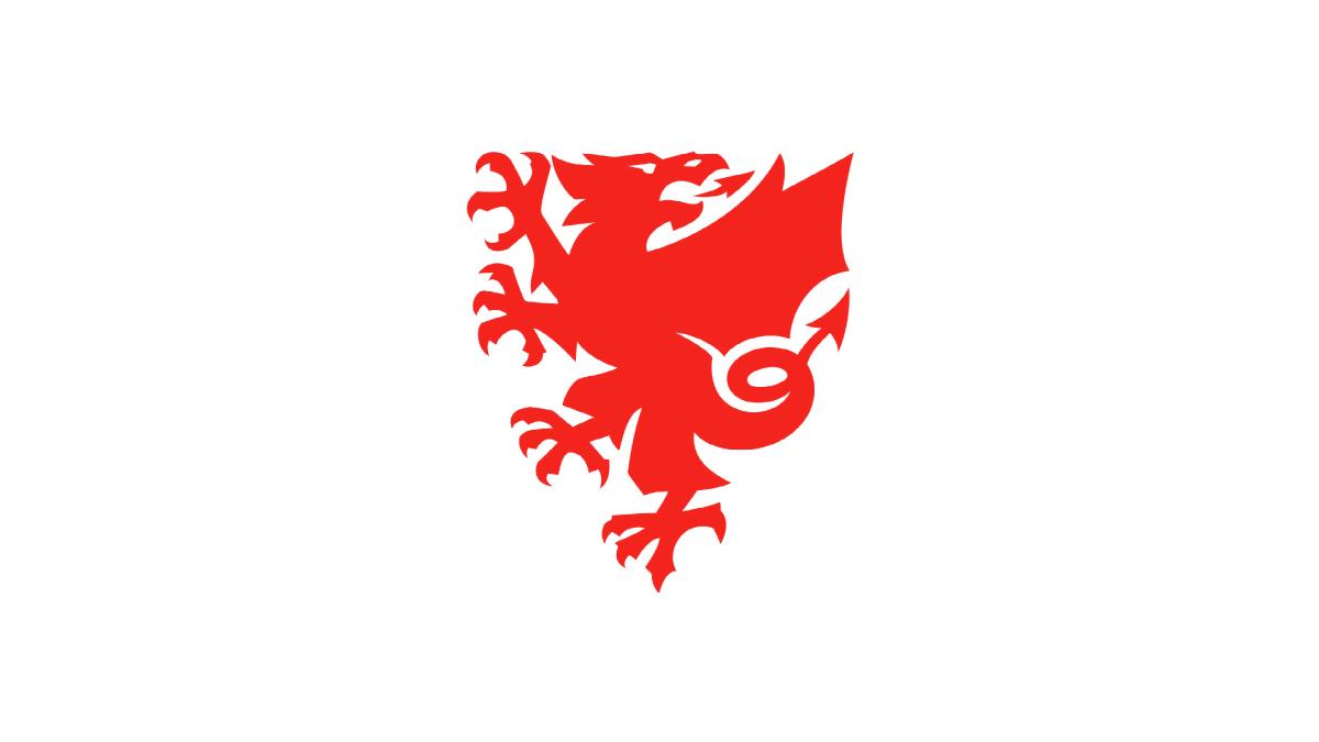 威尔士足总推出全新品牌标识 © 球衫堂 kitstown