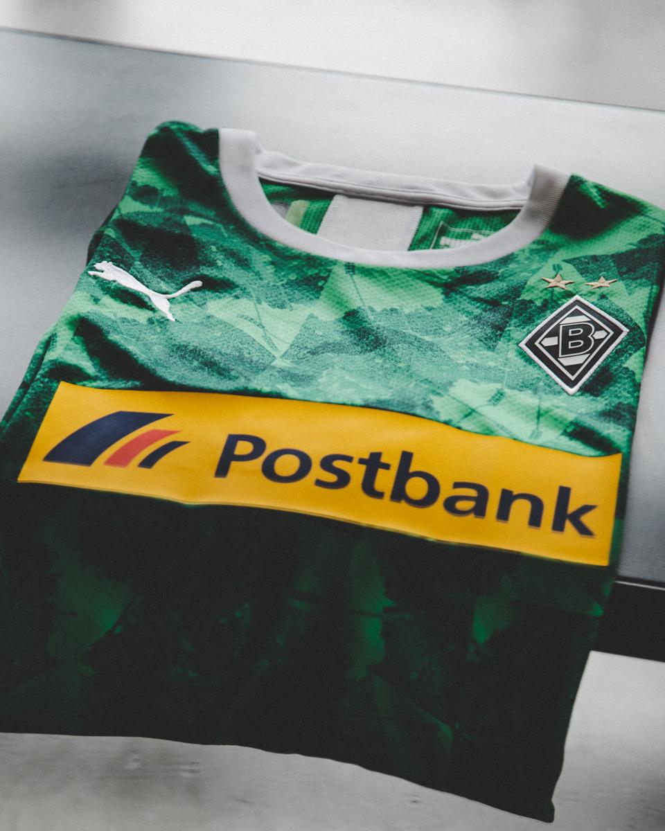 门兴格拉德巴赫2019-20赛季杯赛球衣 © 球衫堂 kitstown