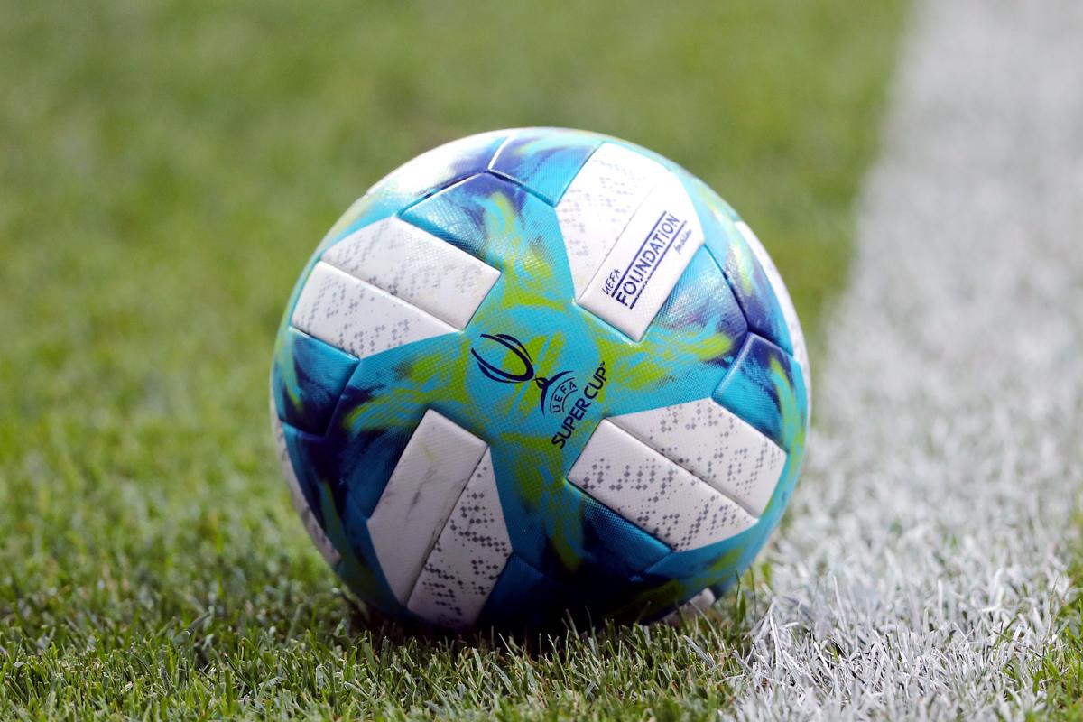2019年度欧洲超级杯官方比赛用球 © 球衫堂 kitstown