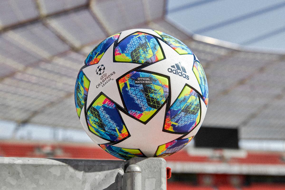2019-20赛季欧冠联赛小组赛官方比赛用球 © 球衫堂 kitstown