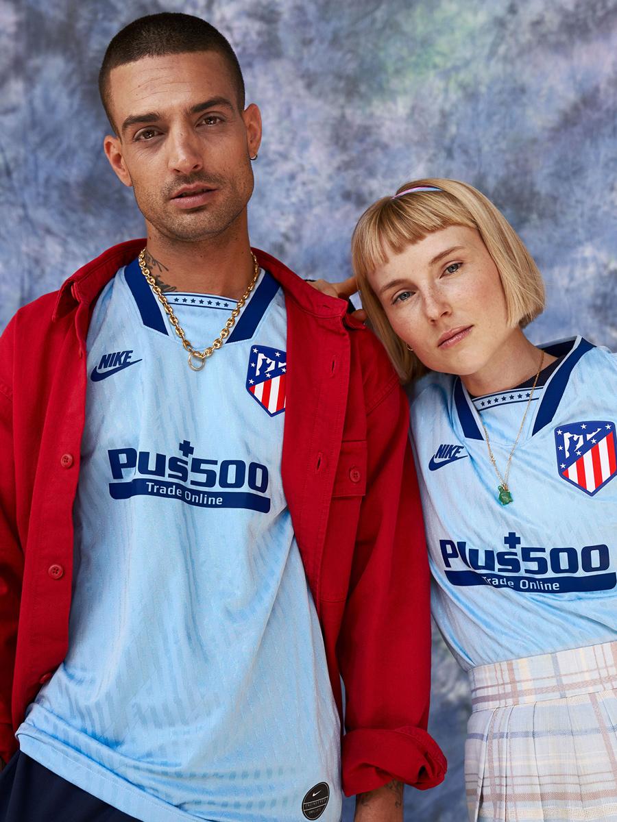 马德里竞技2019-20赛季第二客场球衣 © 球衫堂 kitstown
