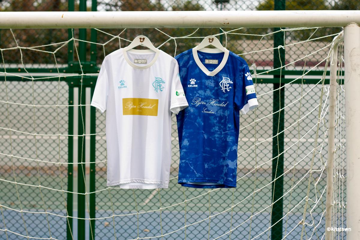 香港流浪2019-20赛季主客场球衣 © 球衫堂 kitstown